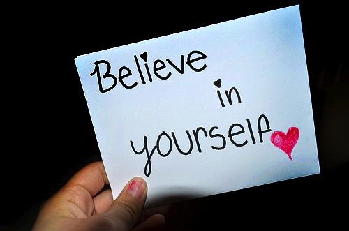 Tin mình thành công, bạn chắc chắn sẽ thành công