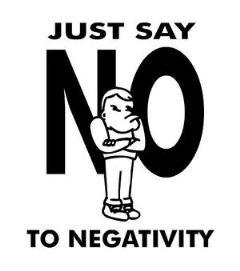 Cách cư xử với những người tiêu cực