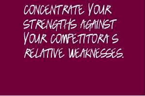 Hãy làm tốt nhất những gì mà đối thủ cạnh tranh của bạn làm tệ nhất