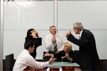 Ứng xử với sự tức giận của khách hàng