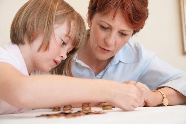 Khéo léo dạy con về tiền bạc và cuộc sống