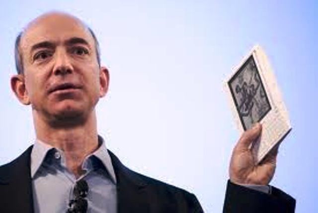 Câu chuyện cuộc đời của Jeff Bezos
