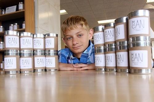 Cậu bé 13 tuổi kiếm 1,1 triệu USD mỗi tháng
