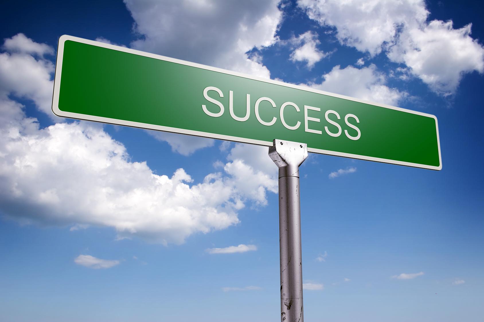 Đường đến thành công của các triệu phú