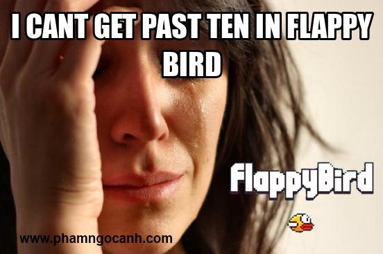 Nền tảng thành công của Flappy Bird