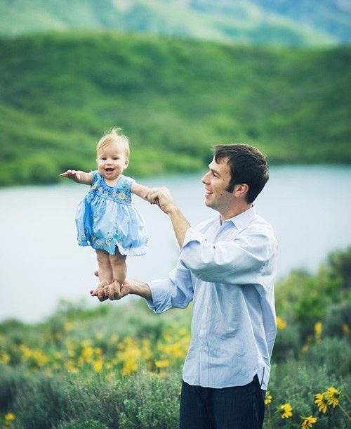 Làm một ông bố tuyệt vời đâu có khó!