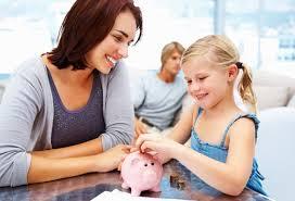 Làm sao để nói chuyện với trẻ về tiền bạc?