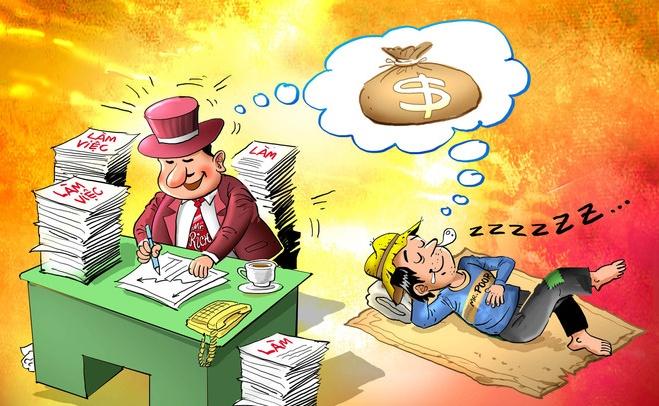 Cách quản lý tiền bạc: Tập trung vào tài sản của mình