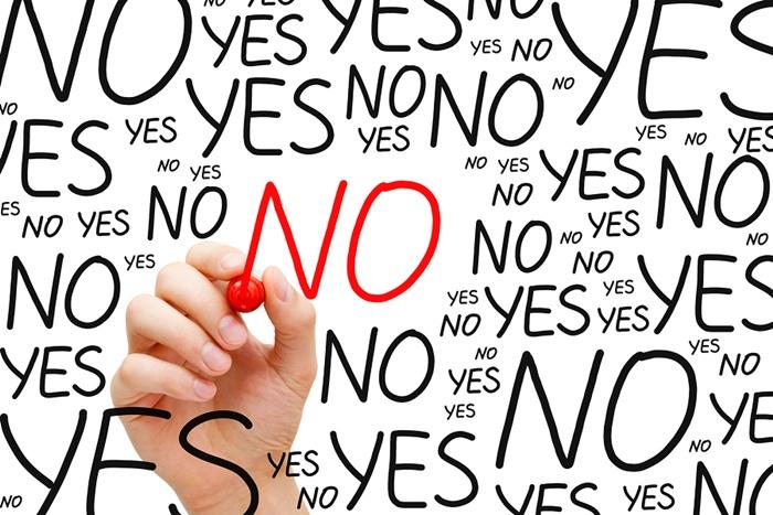 Làm việc hiệu quả: Mạnh dạn nói lời từ chối