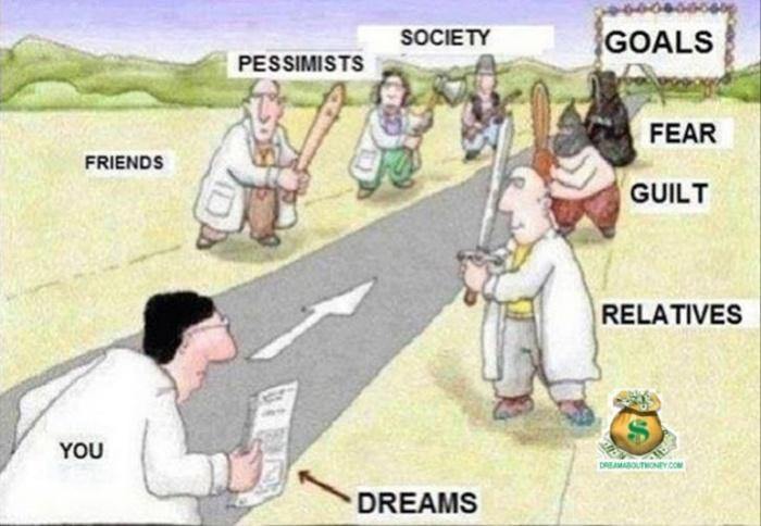 Thất bại trong kinh doanh: Vượt lên chính mình