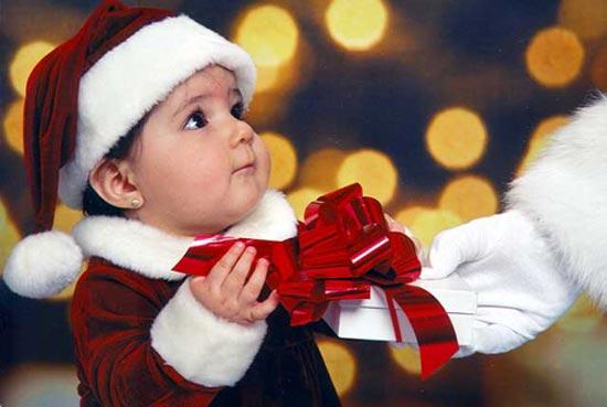 Lá thư đầy nhân văn gửi trẻ em dịp Noel