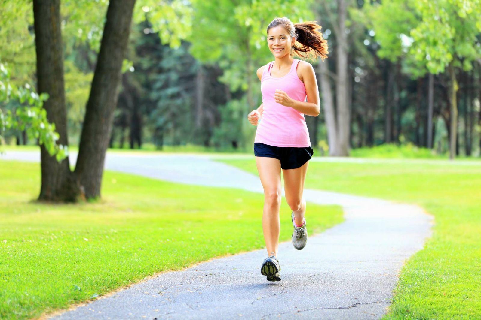 sống hạnh phúc mỗi ngày: Tập thể dục thường xuyên