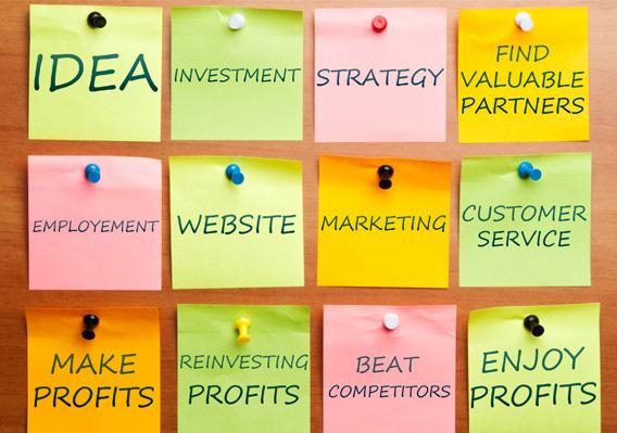 các bước học cách kinh doanh ít vốn