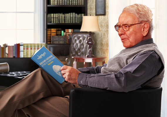 Thói quen đọc sách của người nổi tiếng