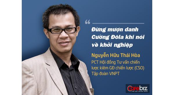 Chia sẻ xương máu về khởi nghiệp của các chuyên gia hàng đầu Việt Nam