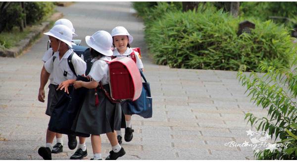 Trẻ em Nhật đến trường vì điều gì?
