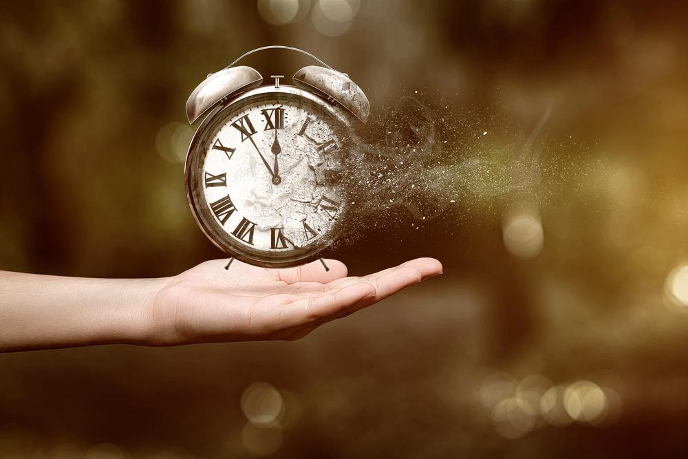 Bạn đang đếm thời gian bằng gì?