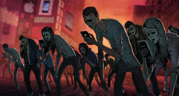 """Tuổi trẻ đừng như Zombie sống trong thế giới của """"xác chết sống"""""""
