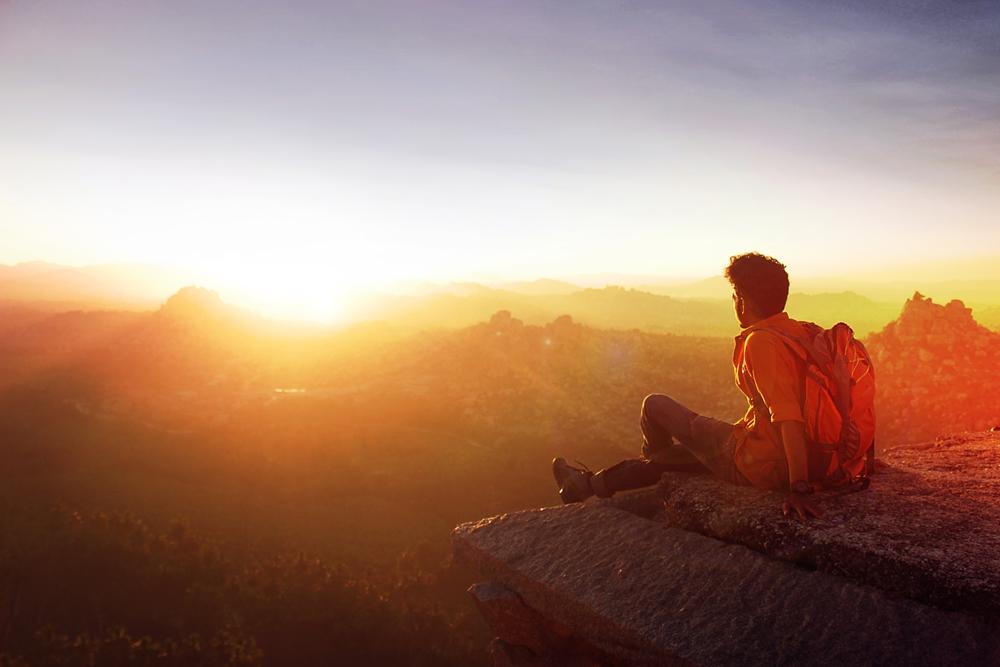 Khi người ta cảm thấy mất phương hướng, không có mục đích sống, đó là bởi họ không biết cái gì quan trọng với mình và giá trị của họ là gì