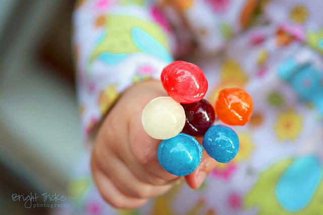 Triết lý viên kẹo: Hãy là một người tốt thông minh!