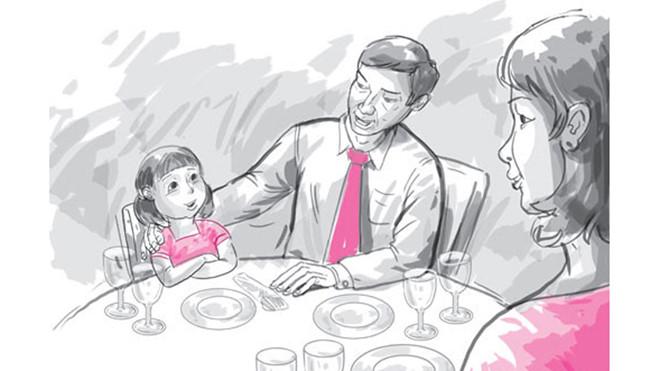 """""""Dùng nghèo để nuôi con trai, dùng giàu để nuôi con gái"""": Ở Việt Nam thì ngược lại, con trai được nuông chiều nên lười biếng, yếu kém, phụ thuộc vào bố mẹ"""