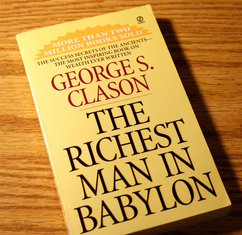 Cách làm giàu đơn nhất - Người giàu nhất thành Babylon