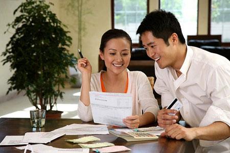 Quy tắc giúp vợ chồng không cãi nhau vì tiền!