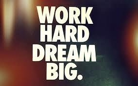 Mơ lớn! Và đừng giới hạn cuộc sống của bạn!