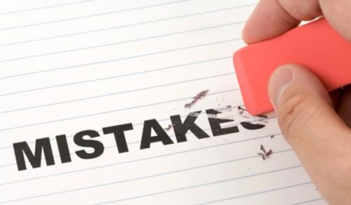 10 sai lầm tiền bạc mà ai cũng mắc phải
