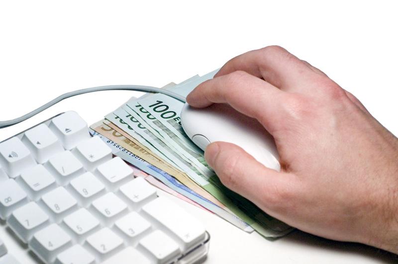 Kiếm tiền dễ dàng chỉ với cú click chuột