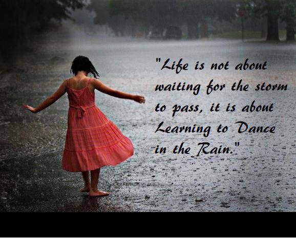 Vũ khúc dưới mưa