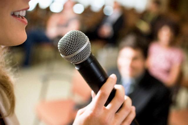 Bí quyết nói chuyện trước đám đông