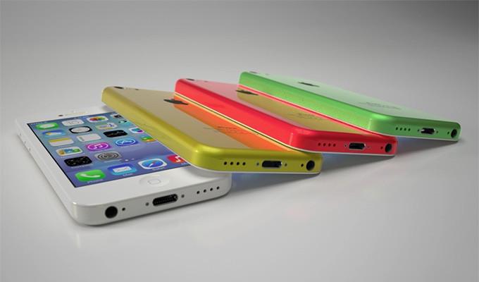 Ba bài học từ iPhone 5s, 5c
