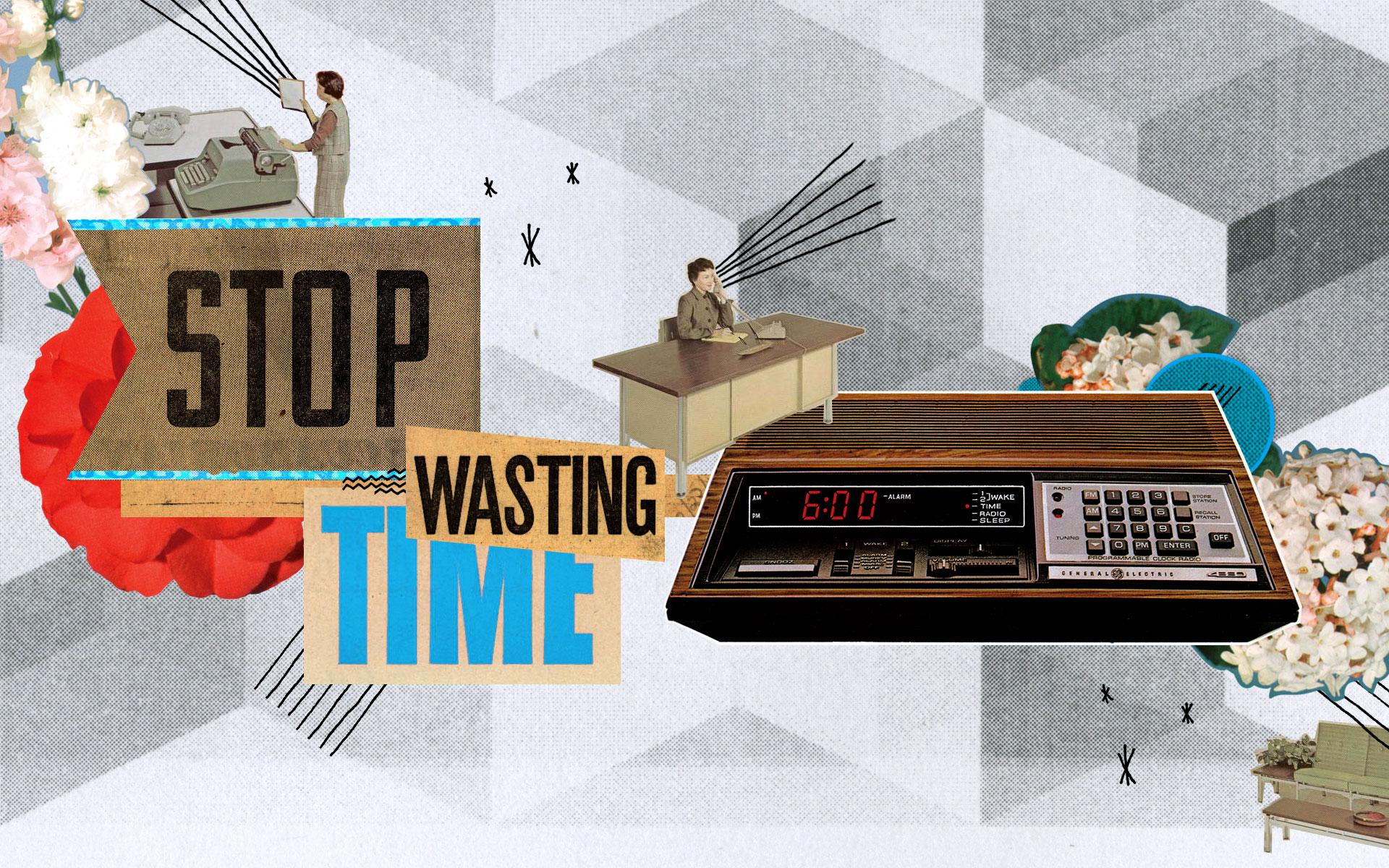 Kiếm càng nhiều tiền càng có nhiều thời gian. Đừng lãng phí!