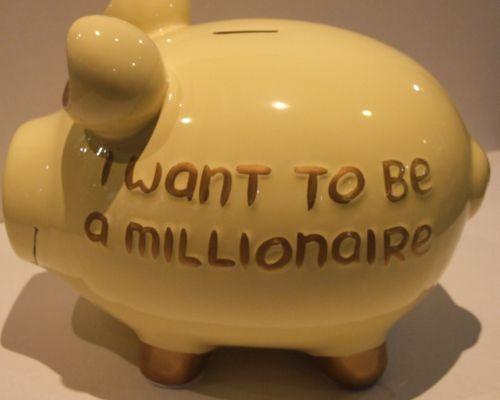 Cần tiết kiệm bao nhiêu tiền một tháng để thành triệu phú đôla?
