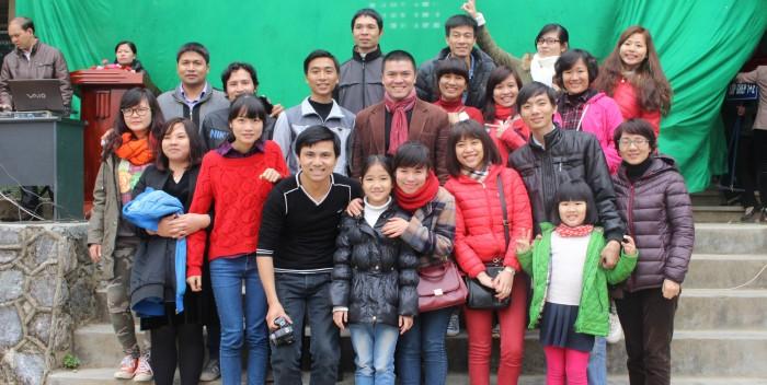 Tổng kết chương trình Xuân về ấm áp Cao Bằng