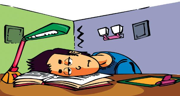 Bài thi kỳ lạ