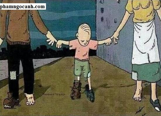Bài học thành công: Tình yêu của cha mẹ dành cho con cái
