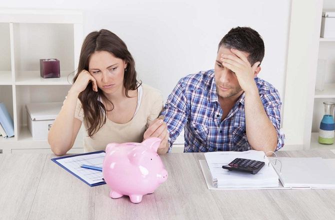 những sai lầm thường gặp trong cách quản lý tiền bạc