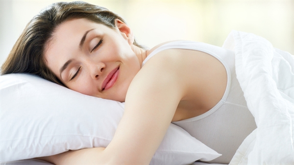 Cách suy nghĩ tích cực: Ngủ đủ giấc