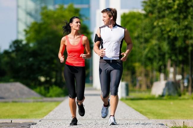 Cách suy nghĩ tích cực: Tập thể dục thường xuyên