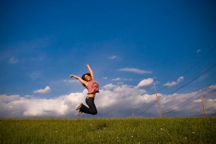 Bí quyết sống hạnh phúc: Hòa mình vào cuộc sống