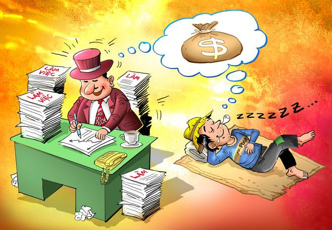 Khám phá tư duy làm giàu của người thành công