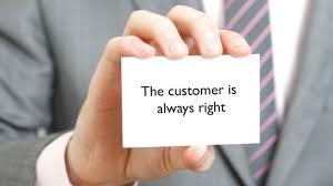 Làm gì khi tiếp xúc với khách hàng nóng giận