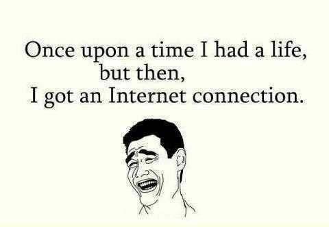 Cắt internet ở nhà để thực sự sống