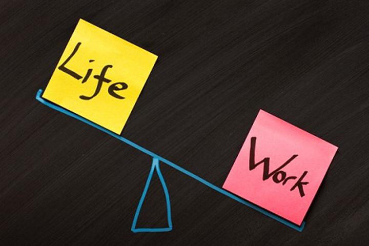 Mất cân bằng trong cuộc sống và công việc