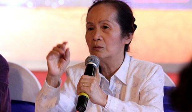 Bà Phạm Chi Lan:Tôi phản đối việc vay vốn Trung Quốc, với tư cách người nộp thuế