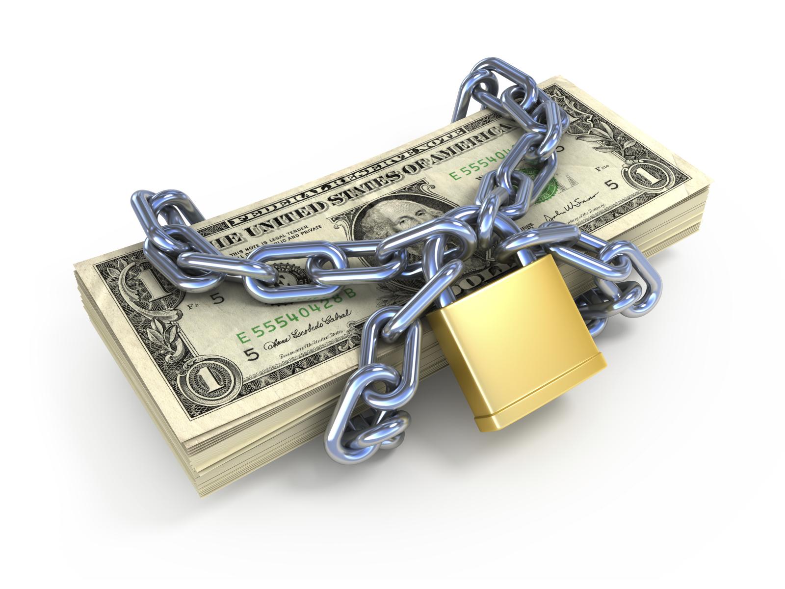 locked-up-money