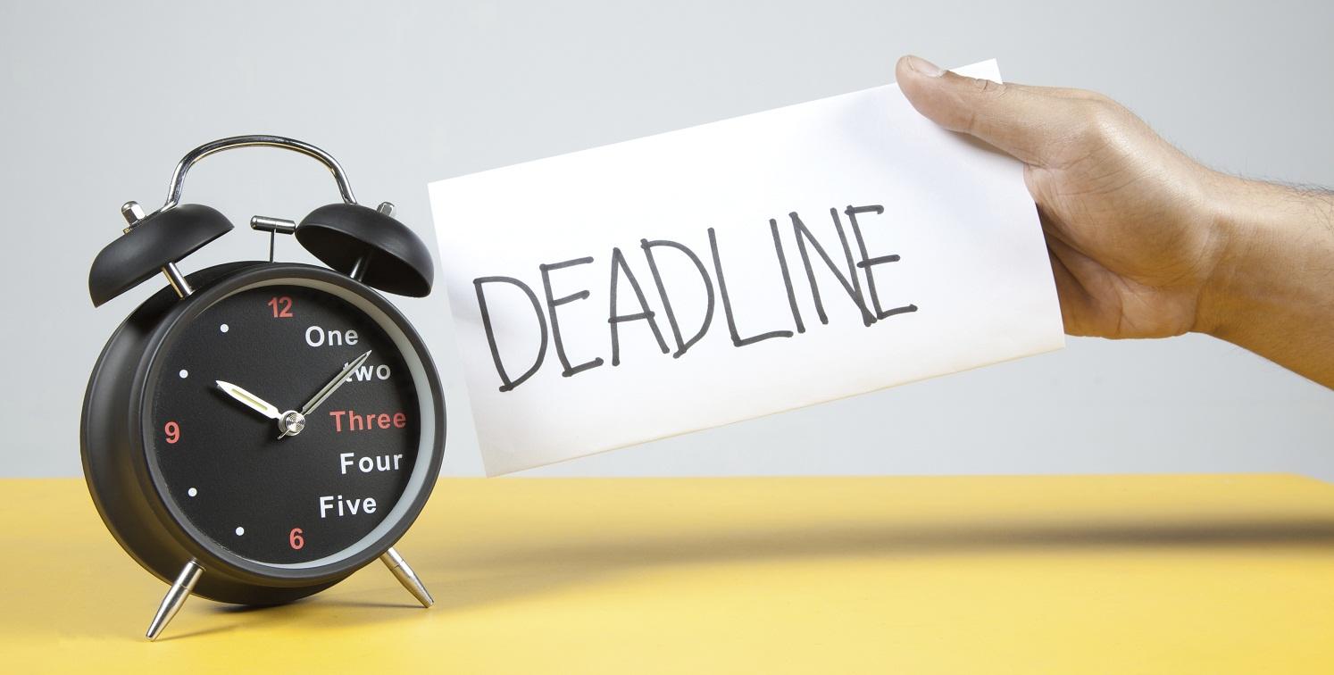 Alarm Clock and Deadline