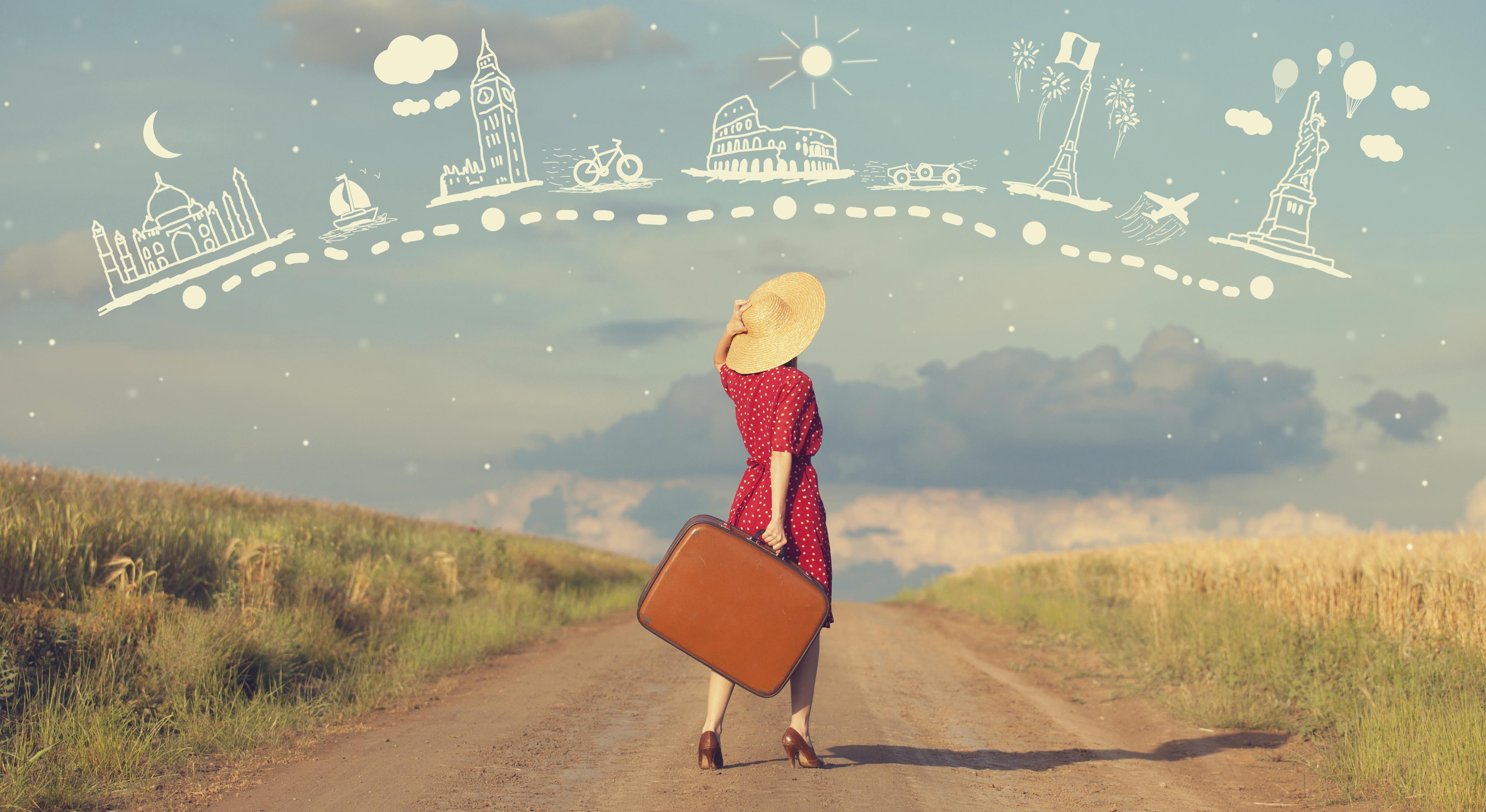 đi du lịch để giàu có hơn